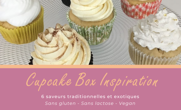Project visual Cupcakes Box Inspiration