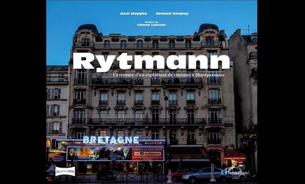 Visuel du projet Rytmann, l'aventure d'un exploitant de cinémas à Montparnasse