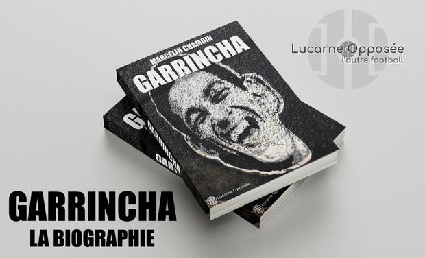 Visuel du projet Garrincha, la biographie
