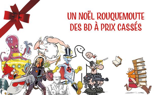 Visueel van project Braderie de Noël Rouquemoute 🎁