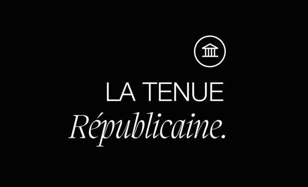 Project visual La Tenue Républicaine