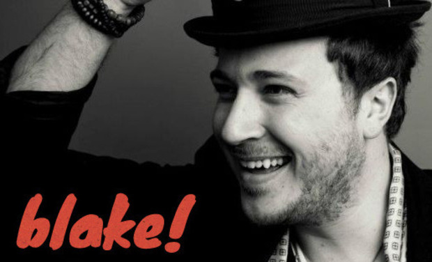Project visual Le 1er album de Blake!
