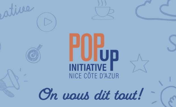Visuel du projet POP UP Initiative Nice Côte d'Azur
