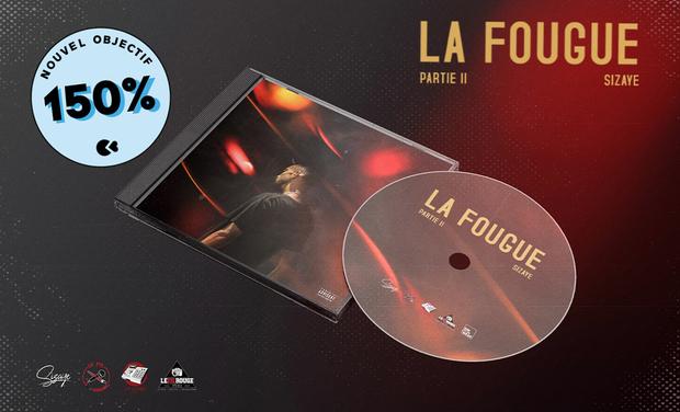 Project visual La Fougue part.2 en CD (pré-commande)