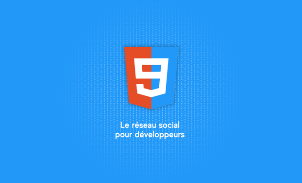 Visueel van project Dev-Time - Réseau social de développeurs