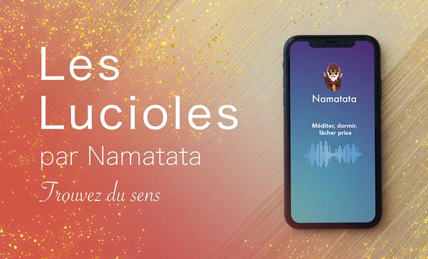 Visueel van project Les Lucioles, par Namatata