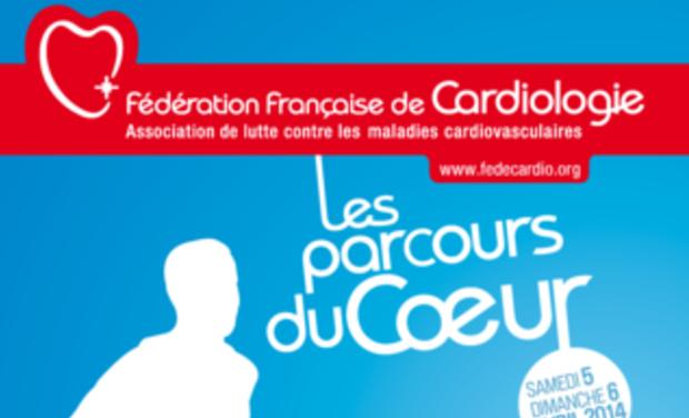 Visueel van project Parcours du coeur 2014