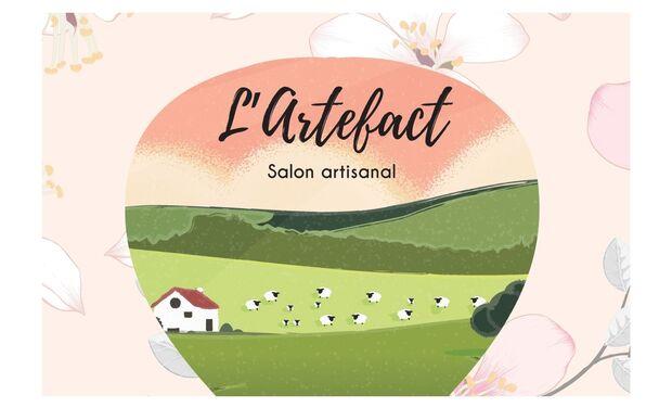 Visuel du projet Création d'un site marchand, spécialisé dans l'artisanat local : L'Artefact.