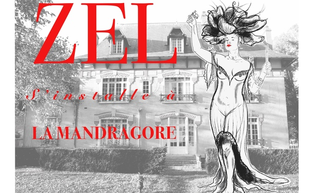 Project visual Art & Tattoo - Zel s'installe à la Mandragore !