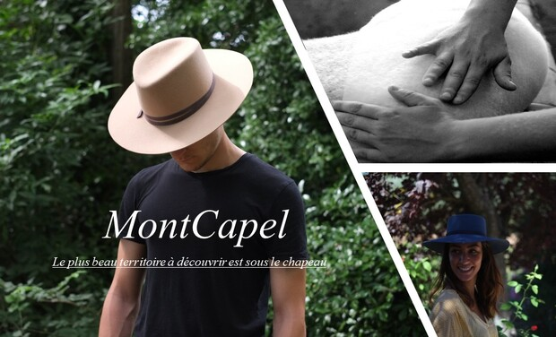 Project visual MontCapel - from wool to felted hat