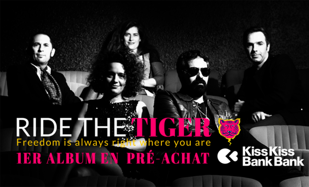 Project visual Ride the tiger : Album : Freedom is always right where you are