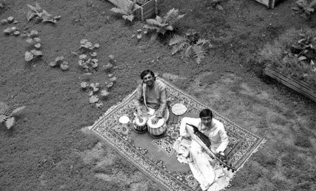 Visueel van project Concert de Soutien Musique Classique d'Inde du Nord
