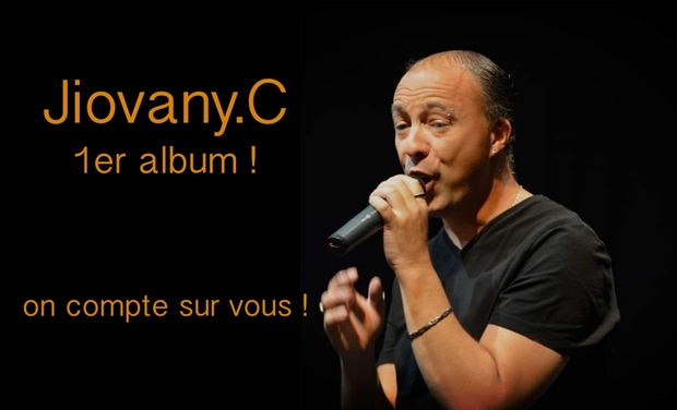 Project visual JIOVANY.C : 1er album !