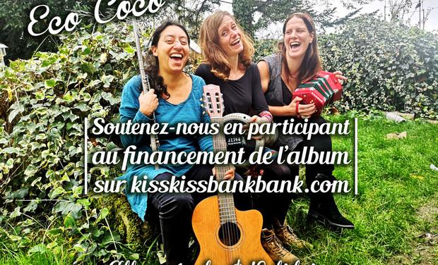 Visuel du projet Eco Coco !