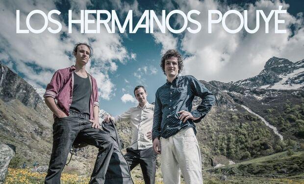 Visuel du projet Los Hermanos Pouyé, Premier album.