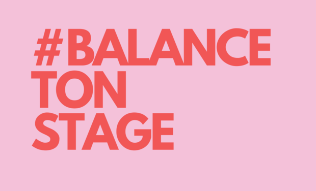 Project visual Balance ton stage - Création de formations anti-sexisme