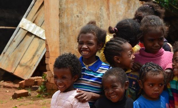 Project visual Améliorons l'école d'Andozoka