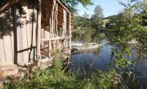 Visuel du projet Les cabanes de l'Etang d'Anty