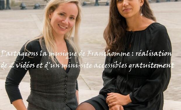 Visueel van project Chant d'Adieux
