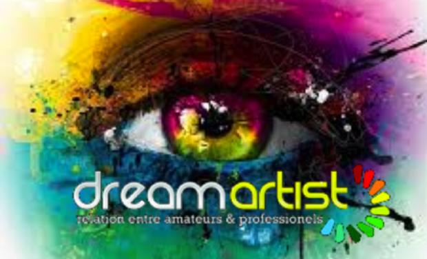 Visuel du projet Un geste, pour réaliser les rêves d'artistes