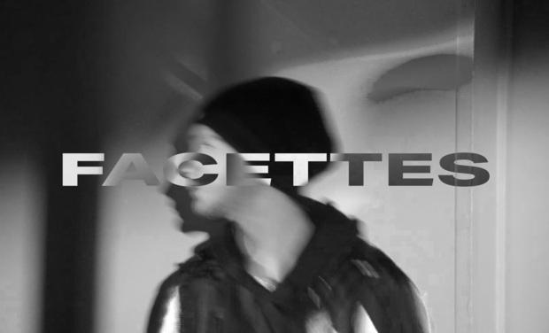 """Visuel du projet Album """"Facettes"""""""