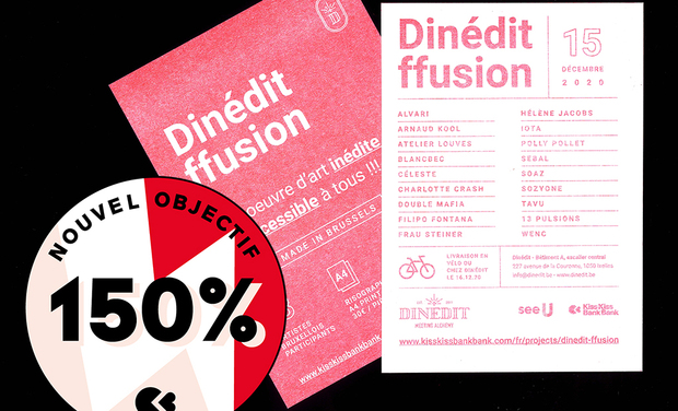 Project visual Dinédit ffusion