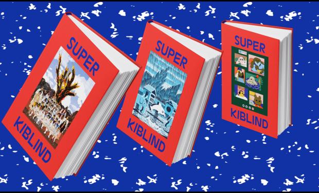 Project visual SUPER KIBLIND 4