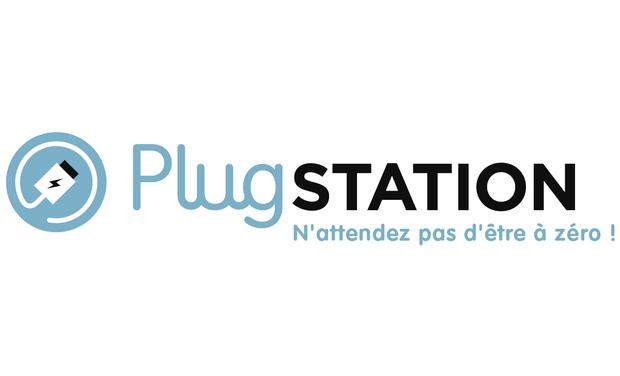 Project visual PlugStation : Rechargez vos batteries et restez connectés à votre quartier
