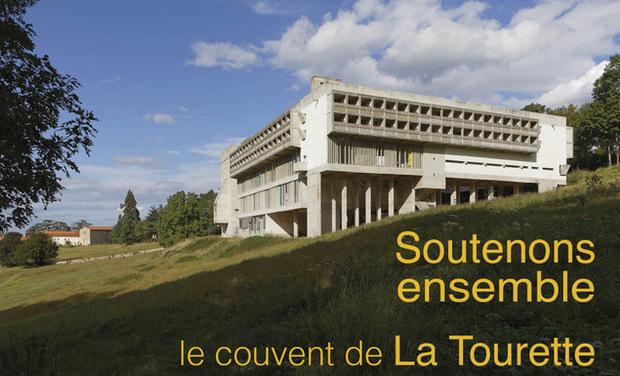Visuel du projet Soutenons ensemble le couvent de La Tourette