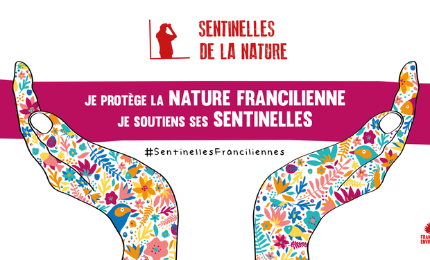 Project visual France Nature Environnement Ile-de-France