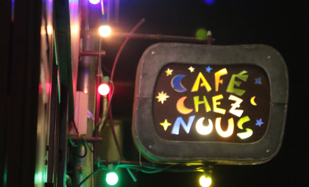 Visueel van project Sauvetage du Café Chez Nous