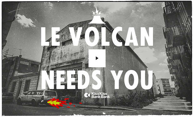 Project visual Le Volcan needs you !