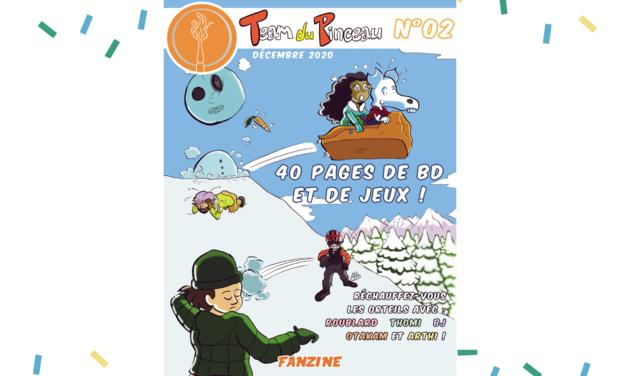 Project visual La Team du Pinceau numéro 2