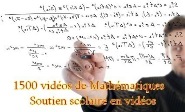 Visueel van project Un millier de vidéos éducative ludiques de mathématiques
