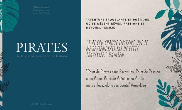 Visuel du projet Pirates - Petit glossaire essentiel et fantasque