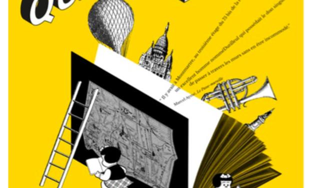 Project visual Création de bibliothèques dans les classes de CP défavorisés du 18ème.