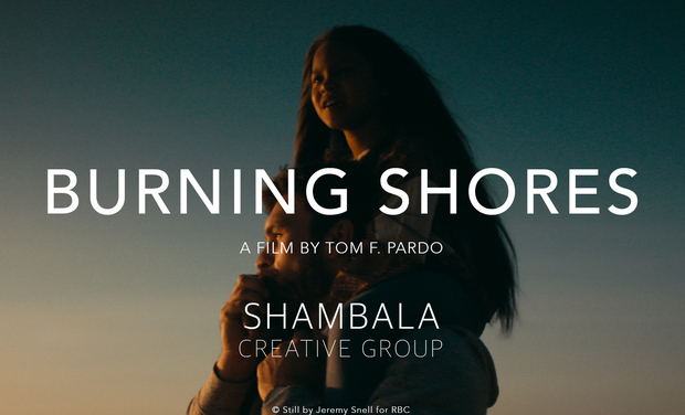 Project visual Burning Shores: 1st film for UNICEF from Shambala Creative Group