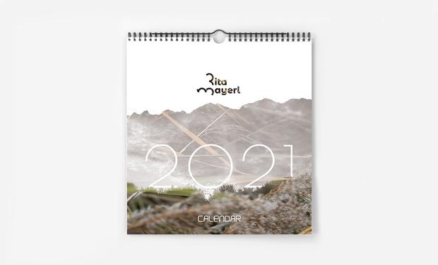 Project visual 2021 Calendar