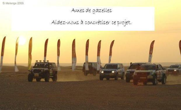 Visueel van project Ames de Gazelles