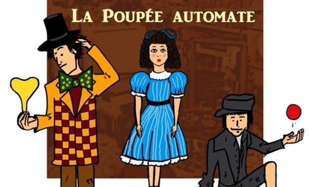 Visueel van project La Poupée automate