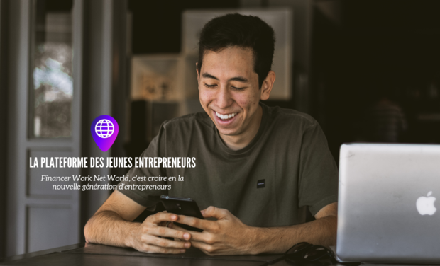 Visuel du projet Work Net World - Le réseau social pour les jeunes entrepreneurs
