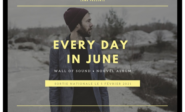 Visuel du projet Participez au premier album de Every Day In June