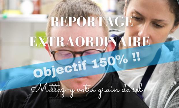 Project visual Reportage Extraordinaire