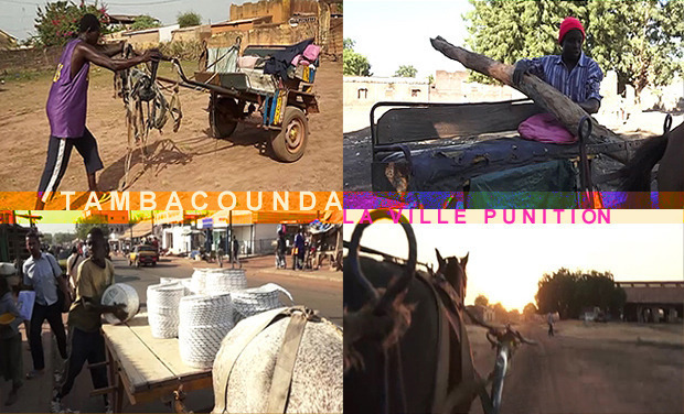Project visual TAMBACOUNDA, la ville punition (documentaire)