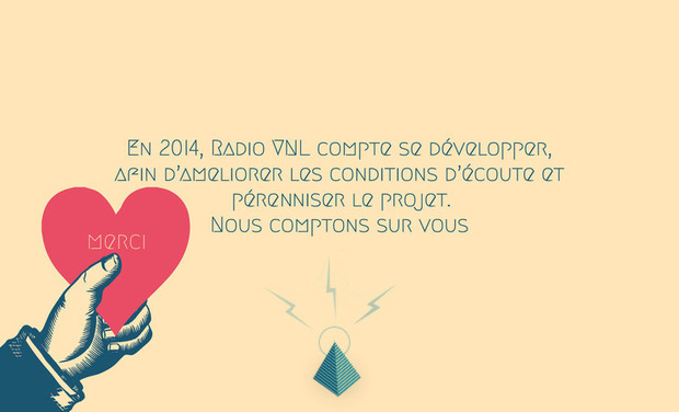 Project visual Radio VNL