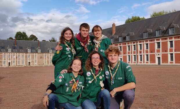 Project visual Projet solidaire des Scouts et Guides de France