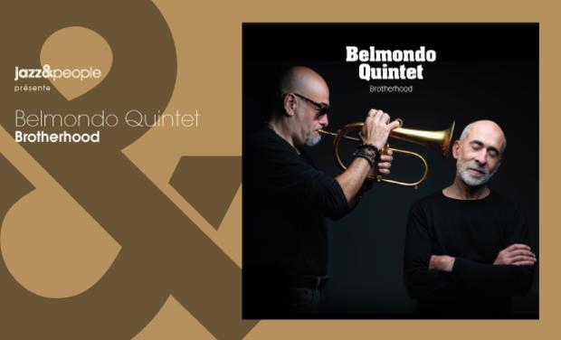 Visuel du projet Belmondo Quintet : Brotherhood