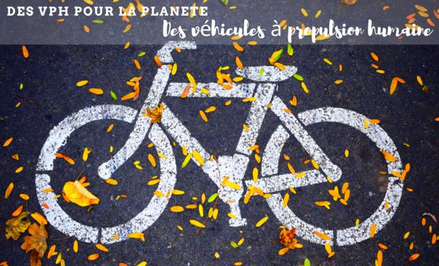 Visuel du projet DES VPH POUR LA PLANETE (véhicules à propulsion humaine)