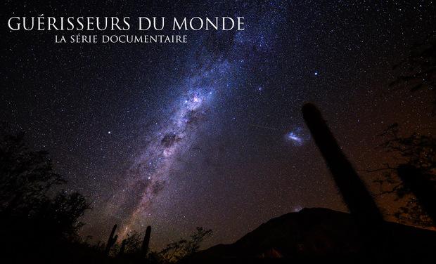 Visuel du projet GUÉRISSEURS DU MONDE