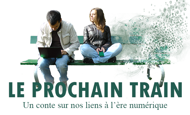 Project visual Le Prochain Train
